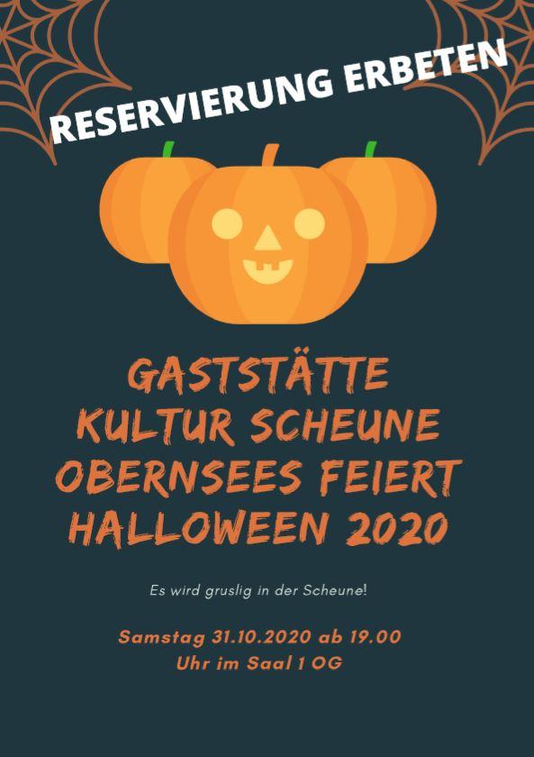Willkommen  bei der Gaststätte Kulturscheune Obernsees